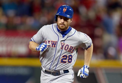 Daniel Murphy has been on a power surge this postseason, with 5 home runs in 7 games.